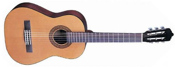 Santos Martinez classical guitar SM44 PRINCIPANTE full size body - New